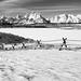 1st Place - Black & White - Al Perry - Teton Mountains