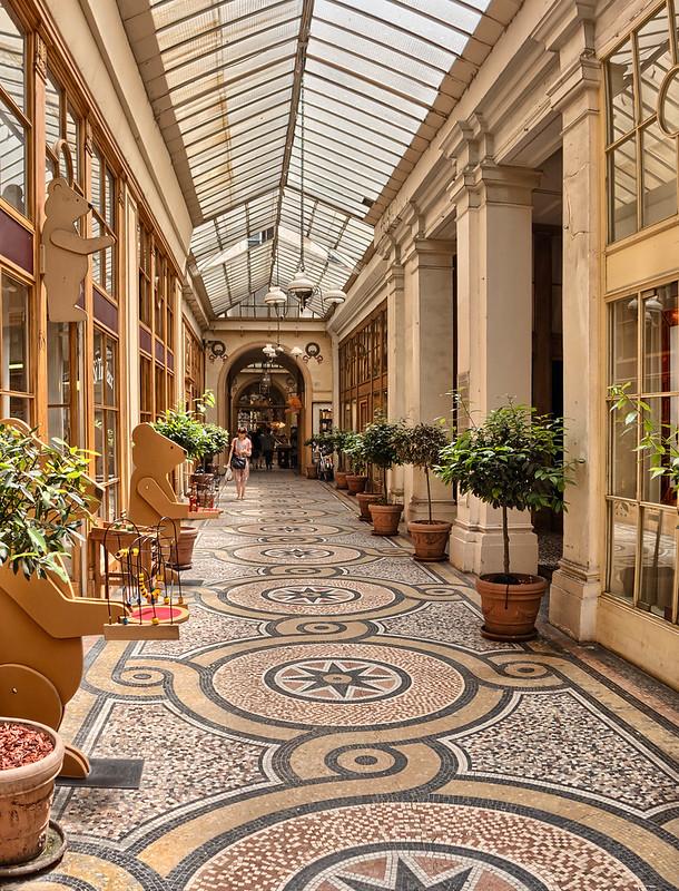 The Galerie Vivienne