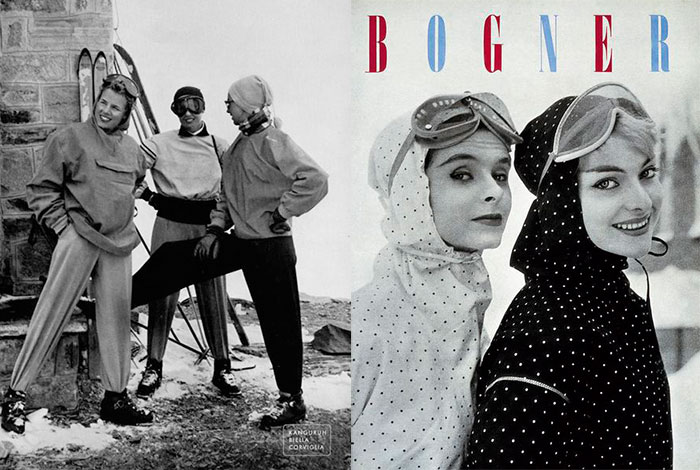 Fashion made in Germany – Bogner