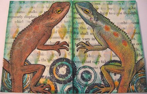 lizard ATCs