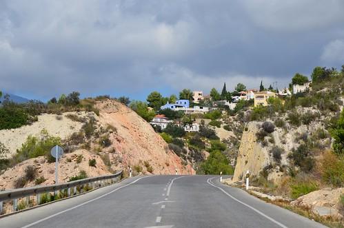 Mediterranean Canyon Views by Ginas Pics