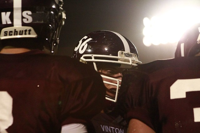 Vinton County High School Football