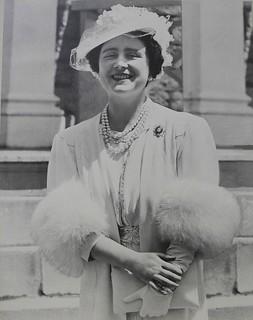Photograph of Queen Elizabeth