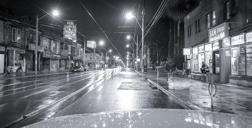Parkdale, Toronto, Fuji X20