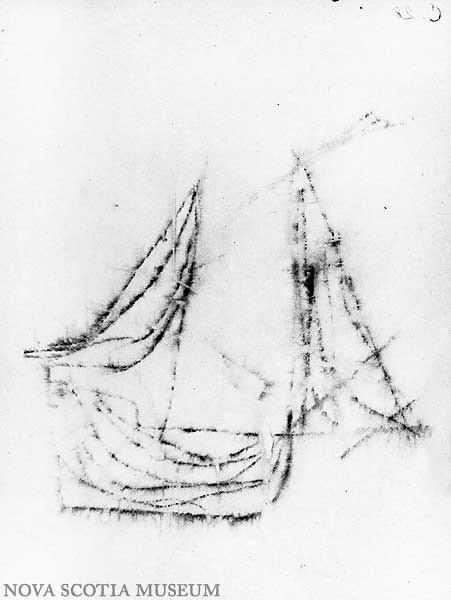 Mi`Kmaq Petroglyph