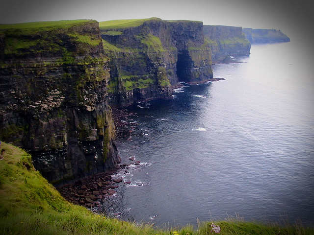 County Clare, Ireland, Cliffs of Moher, Europe, travel