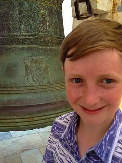 Obrázek Šikmá věž v Pise u Pisa. summer italy holiday tower bell pisa tuscany hugo leaningtower lightroom piazzadeimiracoli 2013 piazzadeiduomo