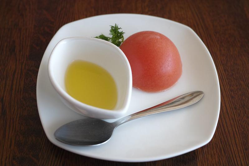 Tomato Sorbet / トマトのシャーベット