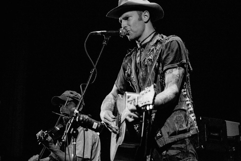 Hank III live 10-19 at the McDonald Theatre -1