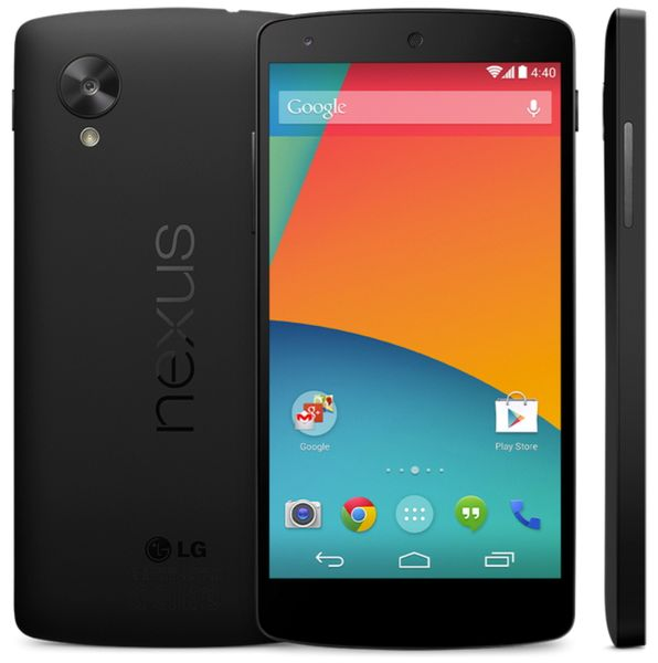 Дата выхода Nexus 5