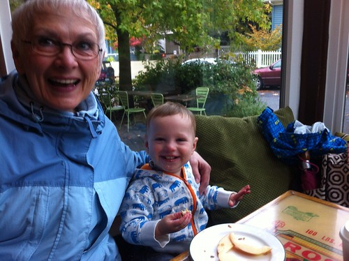 Snack with Grandma