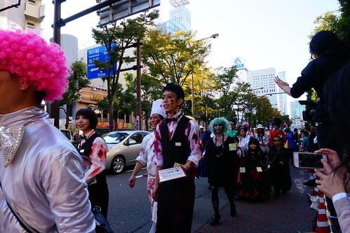Kawasaki Halloween Parade 2013 21