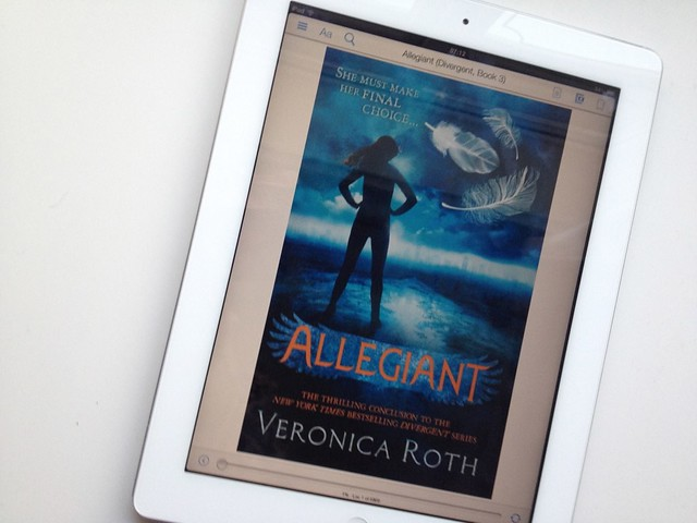 Allegiant - Veronica Roth - Review