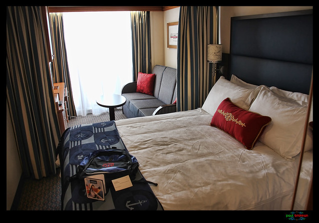 Disney Magic ReImagined Cabin 4