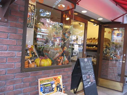 ケーキ屋さんのハロウィン用ディスプレイ by Poran111