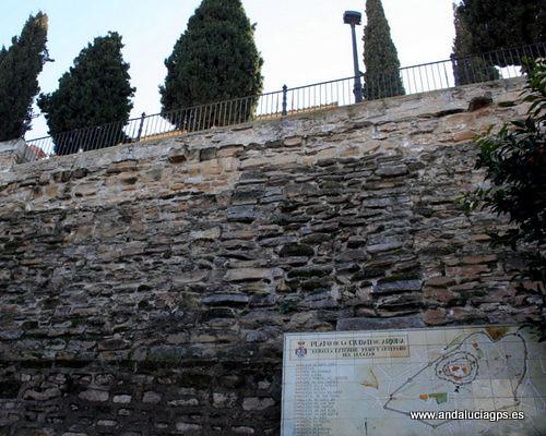 Jaén - Arjona - Murallas - 37 56' 8 -4 3' 15
