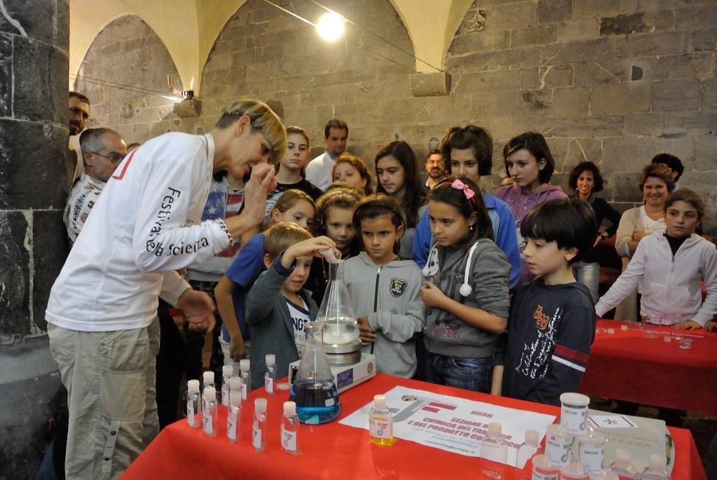 Festival della Scienza 2013 - Commenda