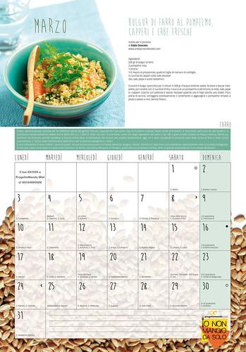 Calendario MLAL MARZO