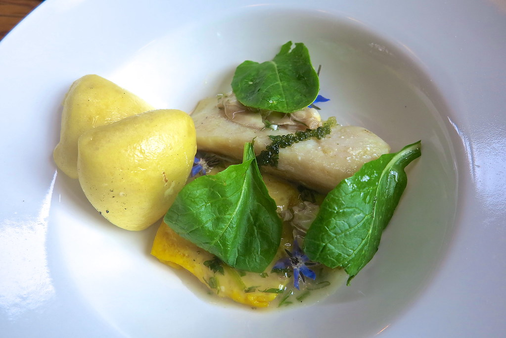 Olive Oil Poached Blue Eye Trevalla