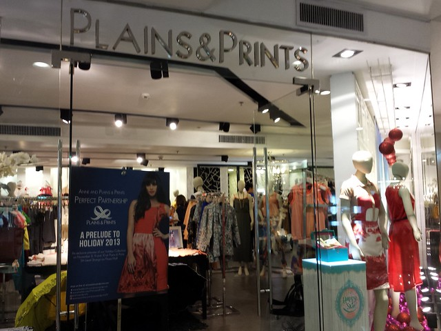 Plains and prints holiday 2013