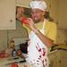 Cutting, Cutting, Cutting Tomatoes!