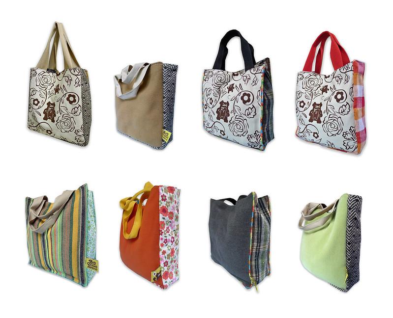 Petite Book Bags