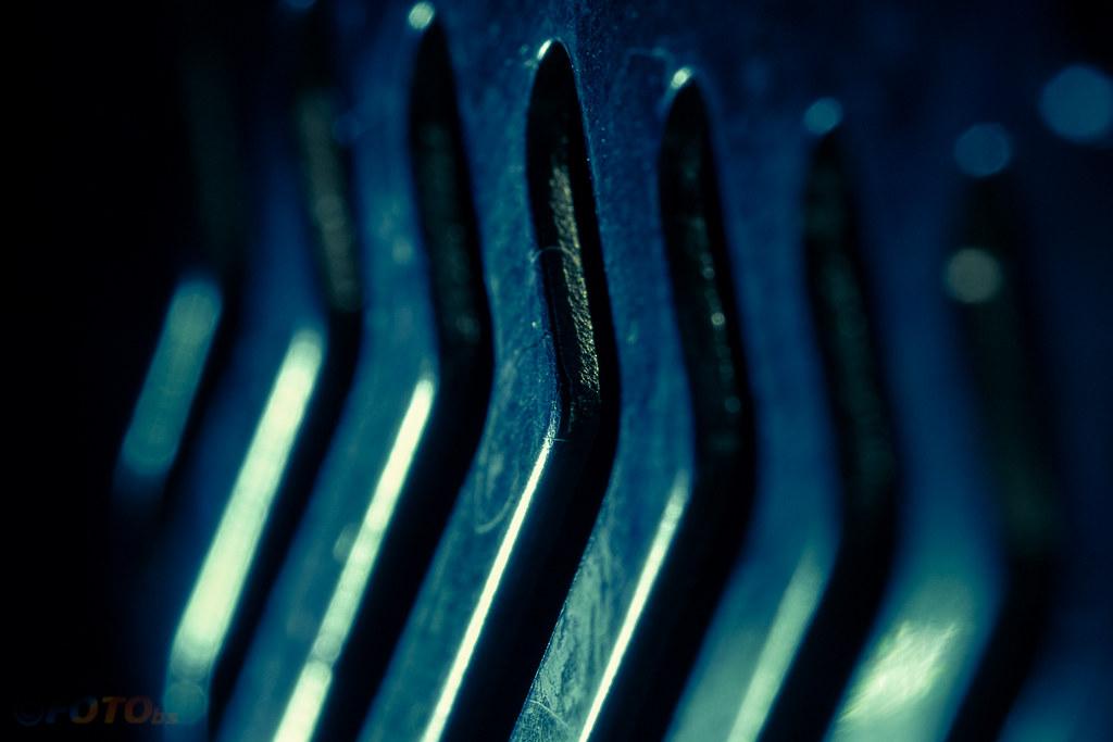 abstract Close-Up