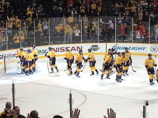 Predators Hockeynite 2013-14