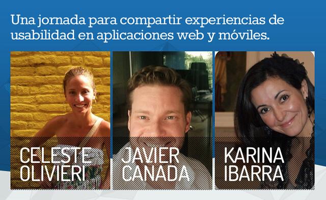 Imagen promocional del día de la usabilidad Colombia 2013.
