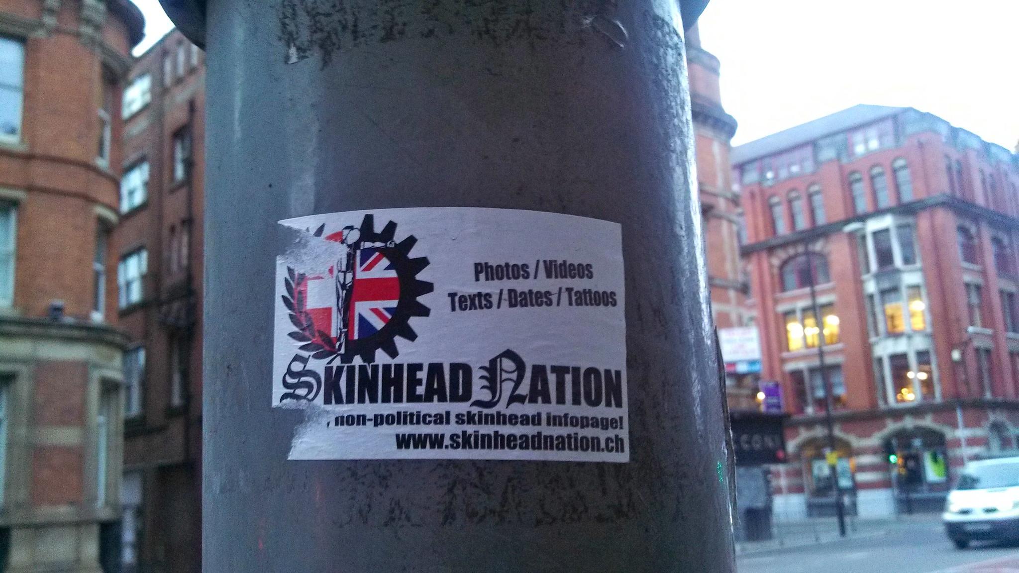 SkinheadNation goes flickr! SkinheadNation auf flickr!