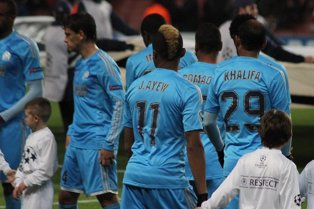 Marseille line up