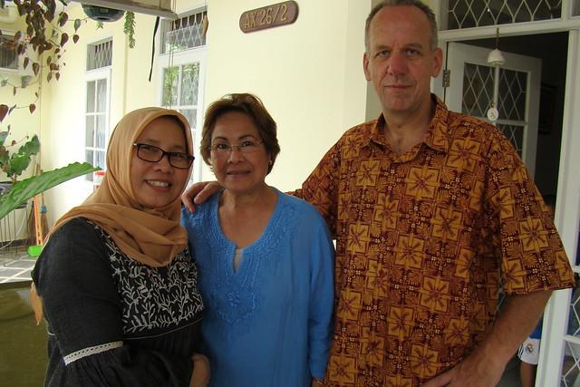 2013 Opbrengst benefiettoernooi naar Indonesië