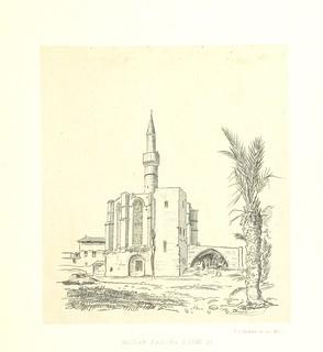 Image taken from page 61 of 'Levkosia, die Hauptstadt von Cypern. [Descriptions and illustrations by Louis Salvator, Archduke of Austria.]'