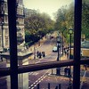 Lines from the window of the Treasury building.at 1 Horseguards and lines along.Birdcage Walk in Whitehall #London #streets #road #England.#Britain #instagramers #instapic #instabest