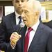 Shimon Peres by Oasisantonio