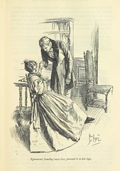 """British Library digitised image from page 245 of """"Sybil ... Illustrated by F. Pegram. With an introduction by H. D. Traill"""""""