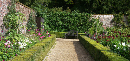 The Entrance To The Walled Garden