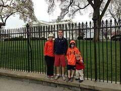 White House - Spring 13