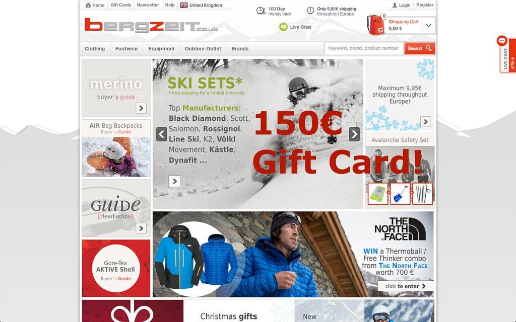 Bergzeit Gift Card