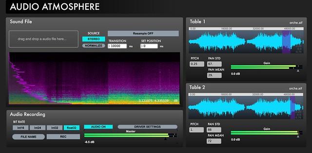 AudioAtmosphere