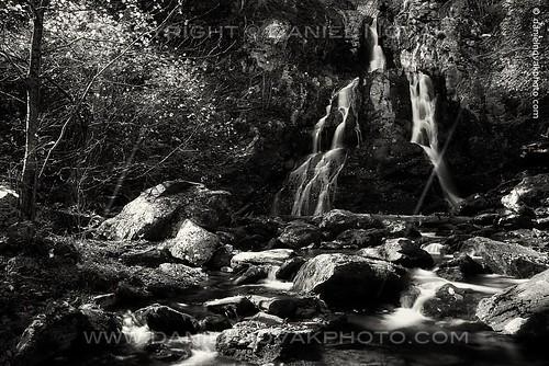 park blackandwhite bw outdoors photography virginia waterfall nationalpark unitedstates hike falls trail va shenandoah skylinedrive southriver southriverfalls stanardsville