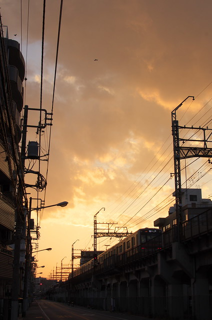 Tokyo Train Story 京成電鉄 2014年1月1日