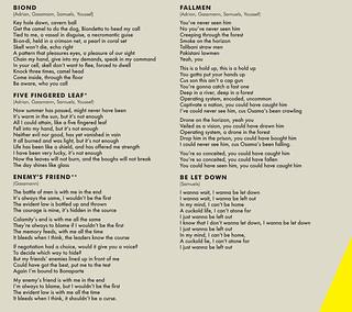 Lyrics_A