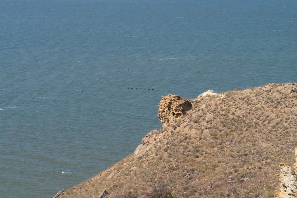 Берегом морів 3. Вулкани, море, мис Зюк