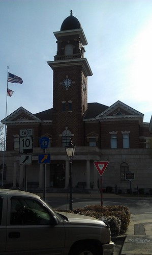 Butler County Courthouse- Greenville AL (1)