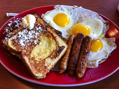 meal, lunch, breakfast, brunch, food, full breakfast, dish, cuisine, toast, french toast,