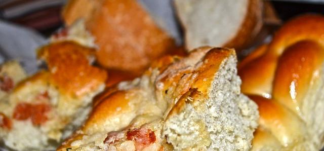 The Breakers Hotel, Palm Beach, Florida - Italian Restaurant -  bread