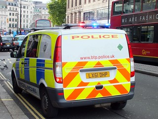 British Transport Police LX61DHP