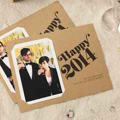 Happy 2014 Holiday Cards