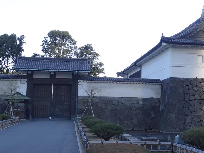 大手門(三の丸大手門) | 江戸城のガイド | 攻城団
